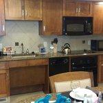 King villa kitchen Best Western Eden