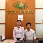 Photo de Hanoi Serenity Hotel