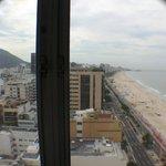 view over leblon and onto ipanema