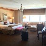Huge rooms