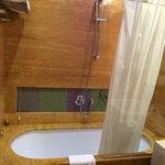 Ducha de Marmol y bañera