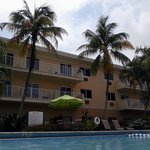 Tranquility at the Holiday Inn, Coral Gables, Fl