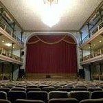 Vista Interna do Teatro Deodoro