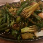 Daijing vegetables sizzlers