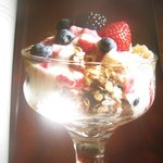 Fresh Fruit Granola for a healthy start to your Day