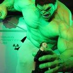 hulk crush