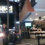 Front restaurant near ozo hotel