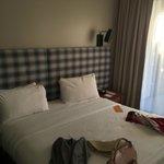 two beds in junior suite