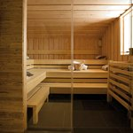 Private Sauna auf der Suite