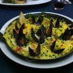 seafood piella