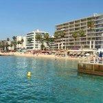 Juan les Pins beachfront