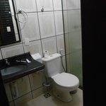 banheiro mofado