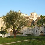 Main house and trulli