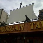 Morgan Tavern aka Neptunes Bar in TV Programme Benidorm