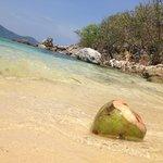 Amazing scenery on Bon Island