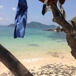 Great snorkeling on Bon Island