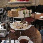 Tea time pour 2 personnes