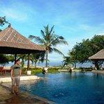 Kolam Renang Hotel Patra Jasa, Bali