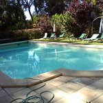 piscine chauffée a 29°