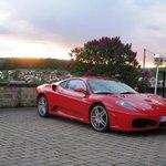Parcheggio privato per Ferrari