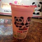 strawberry milky, no tea and green apple jellies!