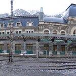 Panoramica de la estación