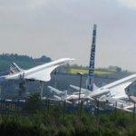 Concorde Air France a Sinsheim