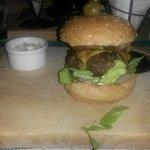 Mojo hamburger