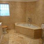 En Suite Bathroom  also has his/hers Wash Hand Basins