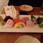 sashimi at its best