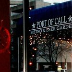 Port of Call entrance