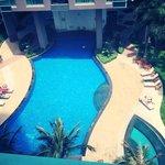 Private Apartment Pool
