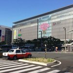 Hotel is very very close to the JR Hakata Station