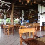 The Anaconda restaurant at Costa Verde