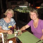 "A couple of ""old ladies"" enjoying Costa Rica without the husbands!"