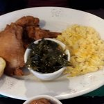 Mrs. Bea's Louisana Chicken and Waffles