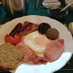 Full Irish Breakfast Option