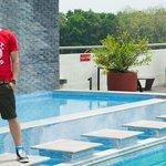 Rooftop Pool..