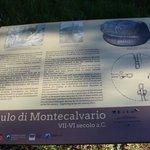 il sito etrusco