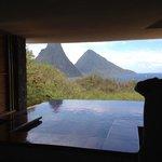 Room at Jade Mountain