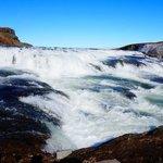 Gullfoss (Golden Waterfall)