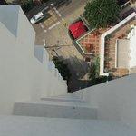 Vista desde la ventana Habitación