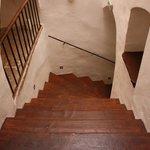 Лестница в холле