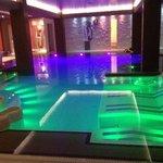 piscina & lettini idromassaggio