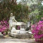 Gravestones/Statues