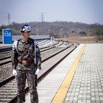 estacao que ligaria a capital norte coreana com a coreia do sul