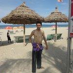 Non Nuoc Beach   