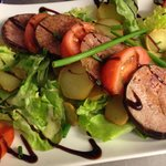 Salade bretonne ! Trop bon !
