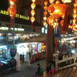 Night bazaar, at night, -:)