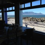 Table Mountain, Table Bay and a beautiful day